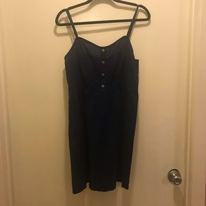 Dresses & Skirts - Medium Navy Summer button up